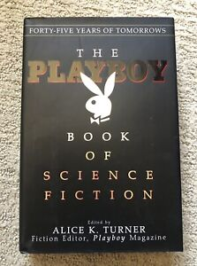 The Playboy Book of Science Fiction by Alice Turner Bradbury Le Guin Vonnegut