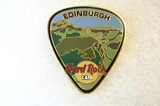 EDINBURGH Hard Rock Cafe Pin Guitar Pick Series LE