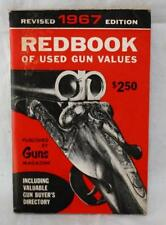 REVISED 1967 EDITION, REDBOOK of Used Gun Values - published by Guns Magazine