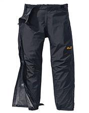 Nuevo Hombres Marcas Outdoor Pantalones lluvia negro Funcionales Talla L
