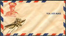 Philippines LT. CESAR FERNANDO BASA Airmail Cover