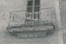 ÎLES BALÉARES c. 1935 -Balcon décoré de Palmes pour les Rameaux  Espagne - P 521