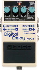 Boss DD-7 Digital Delay (Digital Delay Pedal)