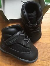 Timberland Boots Black For Infant Baby Boy Size 1 NEW