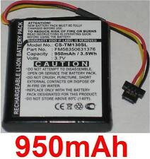 Batterie 950mAh type FM58350631376 VF2 Pour TomTom One 125