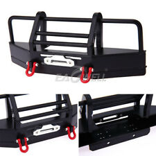 Metal Front Bumper Trailer Buckle For 1/10 RC4WD D90 Axial SCX10 RC Rock Crawler