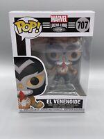 Marvel Luchadores El Venenoide Venom Funko Pop! Vinyl Figure #707