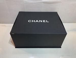 "Chanel Magnetic Fold Empty Purse Storage Box 18"" X 14"" X 8"""