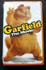 Garfield the Cat The Movie 2004 VHS 2oth Century Fox Sealed Color 80 Minutes