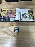 Mario & Luigi: Bowser's Inside Story Nintendo DS 2009 No Manual