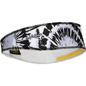 Halo Headband Pullover II Sweatband - Black Tie-Dye