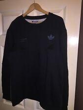 New Mens Adidas Originals STR Crew 2 XL Black/Navy