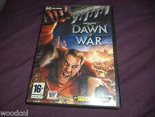 Warhammer 40,000 Dawn Of War :   pc game