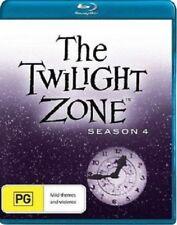 Twilight Zone - Season Series 4 (Blu-ray, 2011, 5-Disc Set     New    Fast  Post