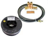 "MIG Gun Accessory Kit .030"" for Miller M-25/M-40 Welding Wire ER70S-6 11-lb M36W"