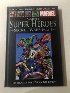 Ultimate Graphic Novels Collection Marvel Super Heroes Secret Wars Part 1 # 6