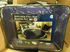 University of Washington Huskies 7-piece Bed in a Bag Set, Full