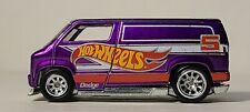 Hot Wheels 77 Dodge Van 2020 Kroger Mail-In UNSPUN Random Wheels Be 1st on Block