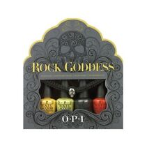 OPI Nail Polish Collection Rock Goddess Halloween Mini Set