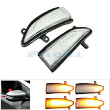 For Nissan Sentra Sylphy Teana Altima Side Mirror LED Turn Signal Light Lamp