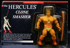 vintage HERCULES Clone Smasher Warlord Remco MOC action figure 1986 RARE toy !!!