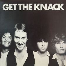 THE KNACK Get The Knack LP with Inner sleeve. Excellent Condition