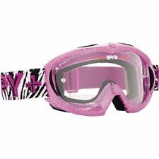 Spy Targa Juventud Motocross Gafas púrpura brillante Mini MX Chicas PW sx kx