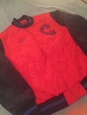 CROOKS AND CASTLES BOMBER JACKET SZ L !!!