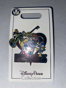 Disney Parks Pin - Kingdom Hearts - Goofy, Sora & Donald