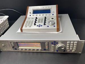 KURZWEIL KSP8 MULTI--BUS SIGNAL PROCESSOR With RSP8 Remote