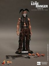 Hot Toys The Lone Ranger Tonto 1:6 Figure Johnny Depp MISB NEW CHEAPEST MMS217