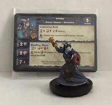 ZARITHA World of Warcraft WOW Miniatures Games Spoils of War COMMON x3 CARD