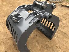 6-9 Ton Mechanical Selector Grab HARDOX !! VAT INC, FREE DELIVERY