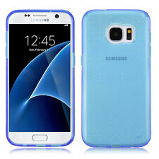 For Samsung Galaxy S7 Spotted TPU CANDY Gel Flexi Skin Case Phone Cover