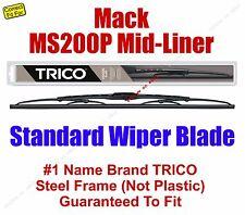 Wiper Blade (Qty 1) Standard - fits 1980-1992 Mack MS200P Mid-Liner - 30200