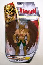 DC UNIVERSE ULTRA TOTAL HEROES SERIES HAWKMAN CHARACTER ACTION FIGURE MATTEL