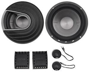 "Polk Audio MM6502 6.5"" 750 Watt Component Car/Marine/ATV/Motorcycle Speakers"