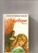 Angelique tomes 1 et 2 de Anne & Serge Golon | Livre | d'occasion
