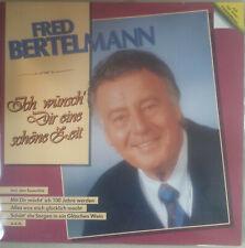 Fred Bertelmann Ich wünsch Dir eine schöne Zeit LP Gebraucht Wie Neu