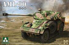 Takom 1/35 French Light Armoured Car AML-90 No. 2077