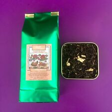 Jasmine With Flowers Luxury Leaf Green Tea 100g Packet