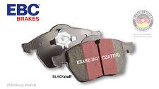 EBC Blackstuff Bremsbeläge für Audi DP1998 Vorne eintragungsfrei