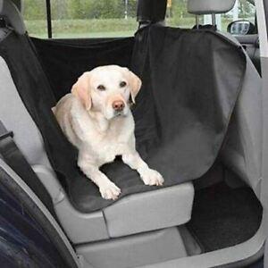 Universal Heavy Duty Waterproof Car Rear Seat cover Hammock Protector  for Pet