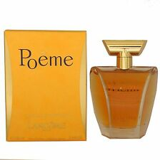 LANCOME POEME L'EAU DE PARFUM NATURAL SPRAY 100 ML/3.4 FL.OZ. (D)