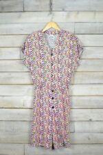 Vestiti da donna multicolore in misto cotone taglia S