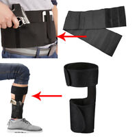 Concealed Carry Ankle Gun Holster Leg Holster/ Waist Belly Band Gun Holster US