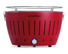 B-ware Holzkohlegrill LotusGrill 34 Cm Feuerrot 320770