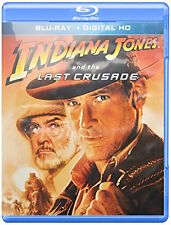 Indiana Jones And The Last Crusade Blu-Ray - Single Disc Edition - New Unopened
