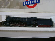 Liliput HO 4020 Dampflok Länderbahn BtrNr IVb 95 BLAU  (RG/BS/223-121S9/3)