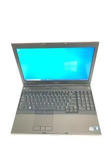 Dell Precision M4600 Core i7 2920XM 2.5GHz 16GB RAM 1TB SDD Win 10 Pro